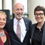 Gov. Wolf Attends First LGBT Community Event