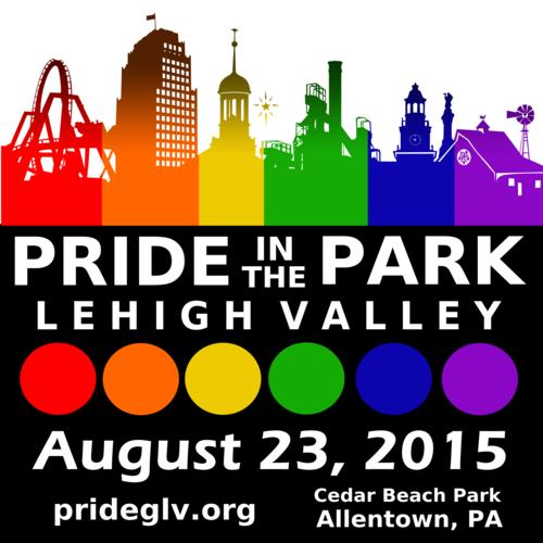 Lehigh Valley Pride 2015 @ Cedar Beach Park