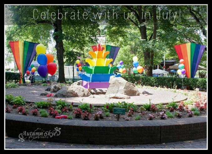 Reading Pride 2015 @ Centre Park