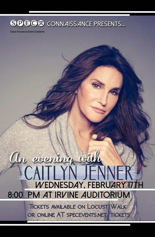 Penn: Caitlyn Jenner @ University of Pennsylvania - Irvine Auditorium | Philadelphia | Pennsylvania | United States