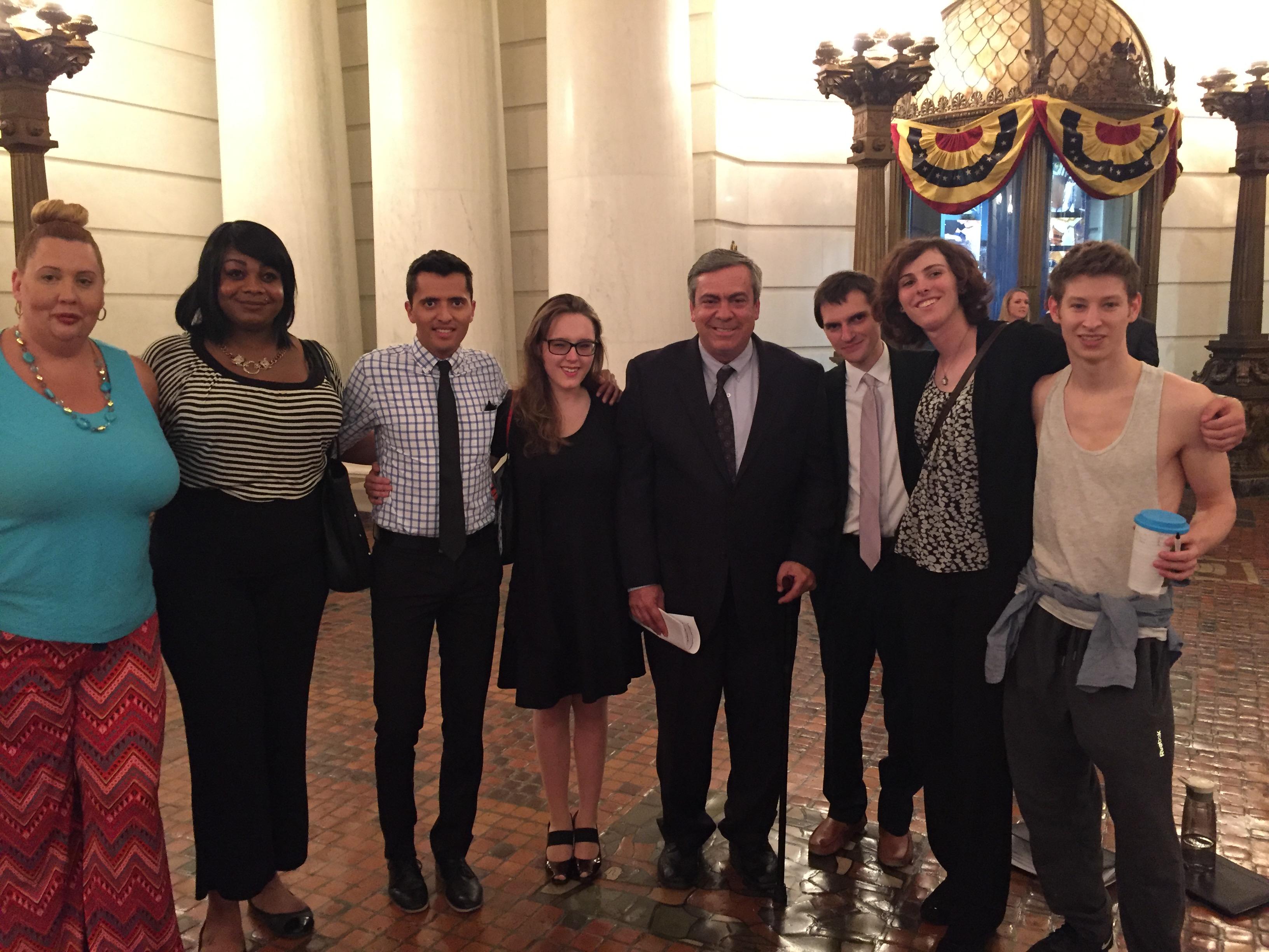Non-discrimination Bill Reintroduced in the State Senate