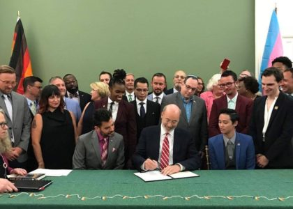 PYC Celebrates Creation of PA Commission on LGBTQ Affairs