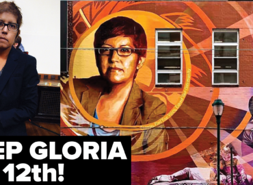 Take Action: Keep Gloria on 12th!